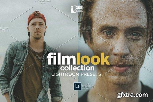 CreativeMarket - Film Look Lightroom Presets 4950033