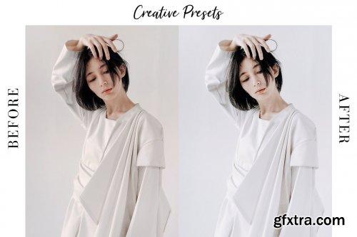 CreativeMarket - Light & Airy Mobile Lightroom Preset 5185387