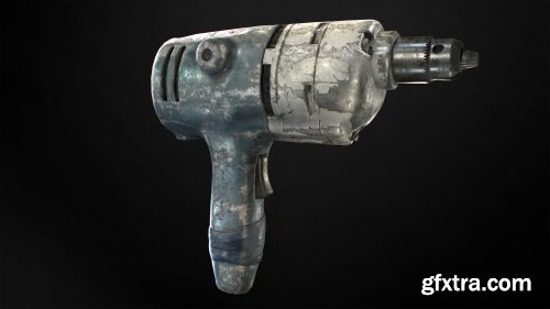 Vintage Electric Drill