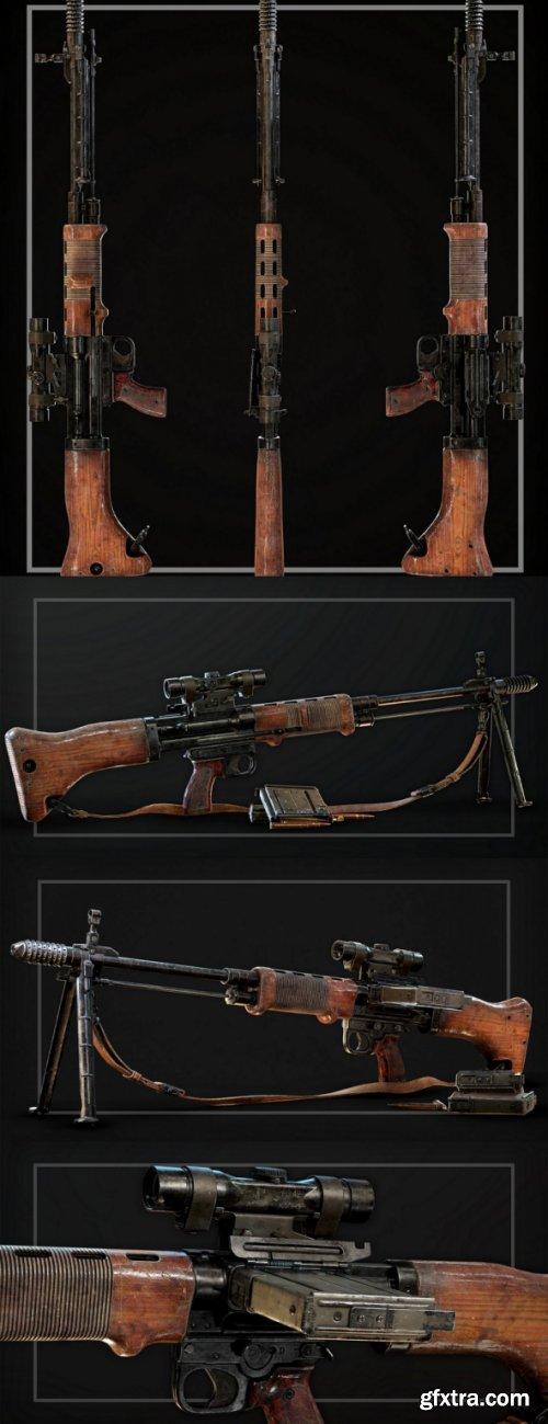 Fallschirmjagergewehr 42