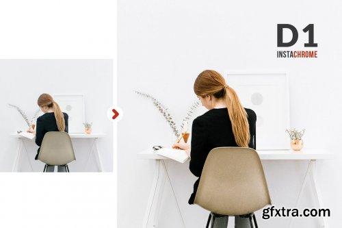 CreativeMarket - Instachrome Lightroom Presets 4847938