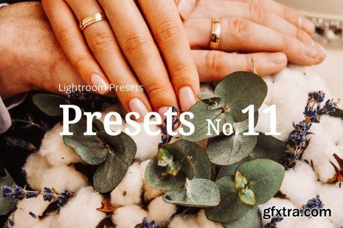 CreativeMarket - 10 Wedding Lightroom Presets 5361415