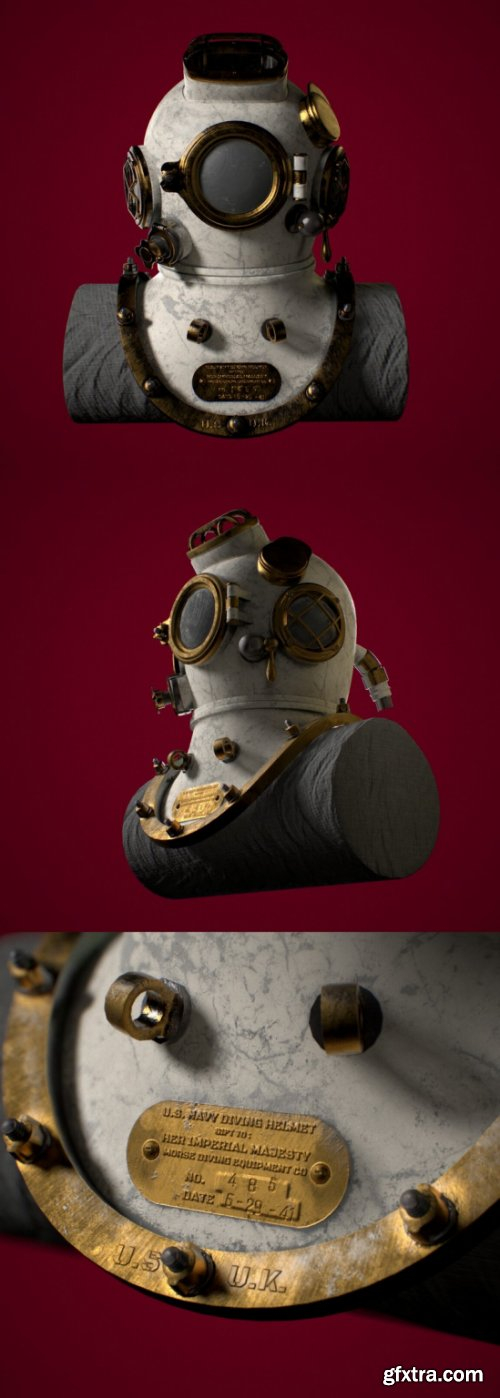 Diving Helmet 1941