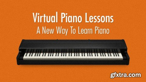 Virtual Piano Lessons - A New Way To Learn Piano