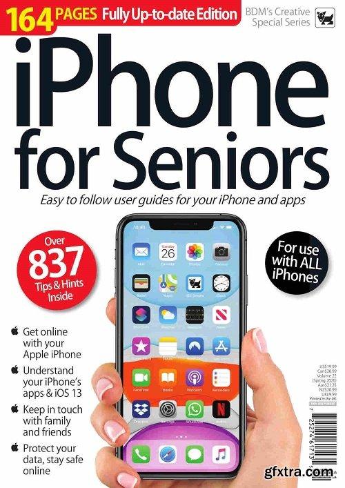 iPhone For Seniors - VOL 22, 2020