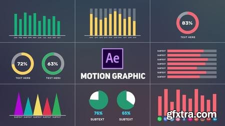 After Effects Infographics Animation | Motion Graphics (9/2020)