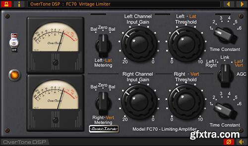 OverTone DSP FC70 v3.0.0 LiNUX Incl Keygen-R2R