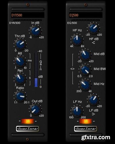 OverTone DSP EQ500 v3.0.0 LiNUX Incl Keygen-R2R