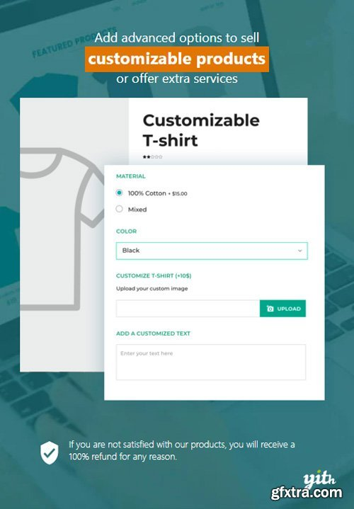 YiThemes - YITH WooCommerce Product Add-ons v1.5.28