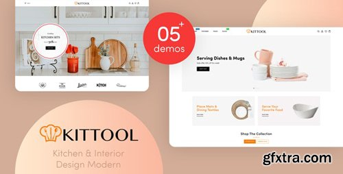 ThemeForest - KitTool v1.0.0 - Kitchen & Interior Design Modern Shopify Theme - 27590302
