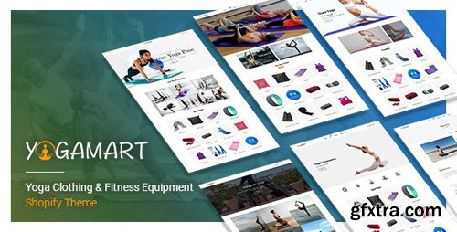 ThemeForest - YogaMart v1.0.0 - Yoga Clothing & Fitness Equipment Shopify Theme - 28018861
