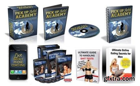 Matt Artisan - Pick Up Artist Academy Course
