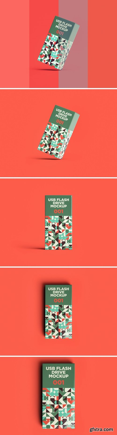 USB Flash Drive Mockup 001