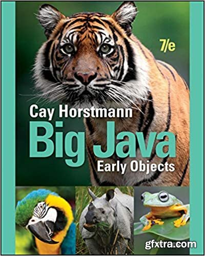 Big Java: Early Objects 7th Edition