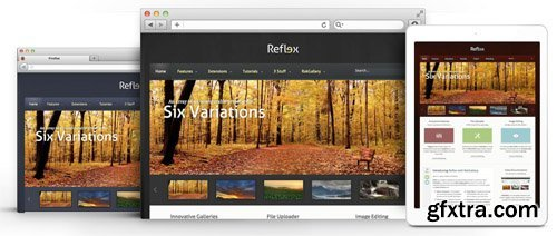 RocketTheme - Reflex v1.14 - Joomla Theme (Update: 1 April 2020)