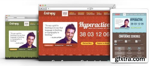 RocketTheme - Entropy v1.16 - Joomla Theme (Update: 1 April 2020)