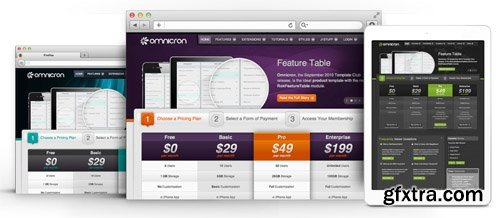 RocketTheme - Omnicron v1.11 - Joomla Theme (Update: 1 April 2020)