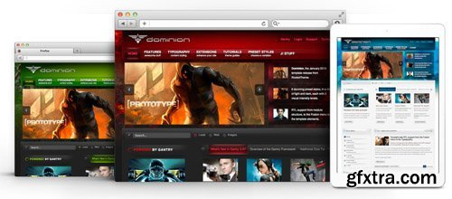 RocketTheme - Dominion v1.11 - Joomla Theme (Update: 1 April 2020)