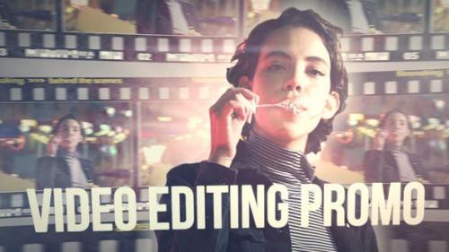 Videohive - Video Editing Promo