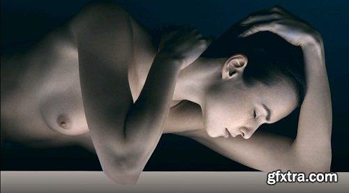 Nude Photography Lighting: Light Box Set