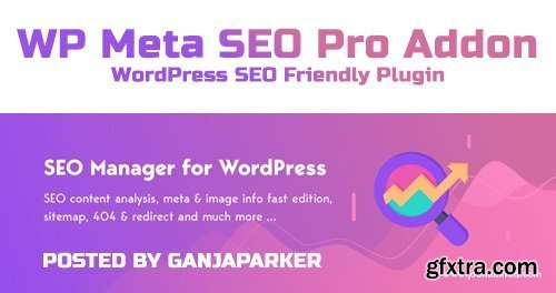 WP Meta SEO Pro Addon v1.4.6 - WordPress SEO Friendly Plugin - JoomUnited