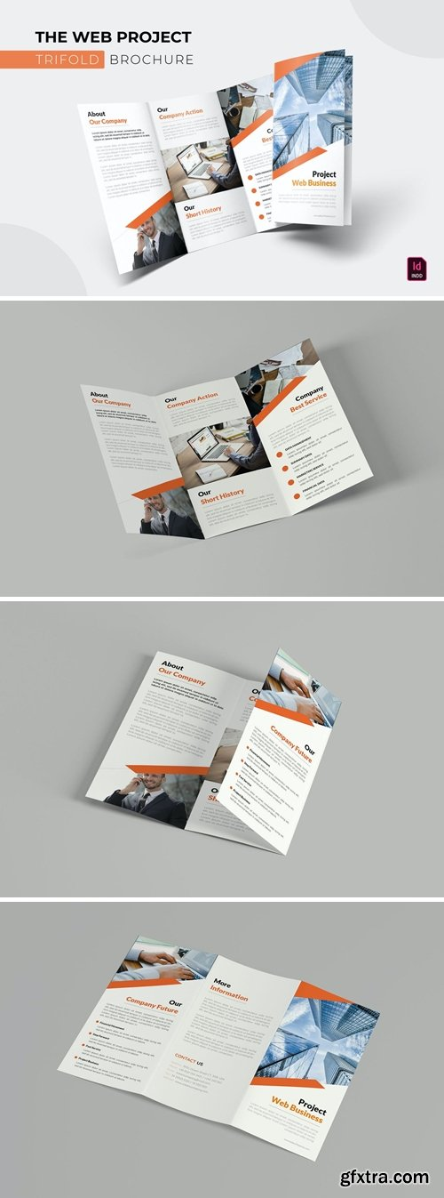 Web Project | Trifold Brochure
