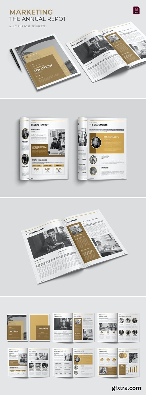Marketing Solution | Annual Report