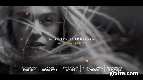 Videohive - History Slideshow In Photos - 28253008