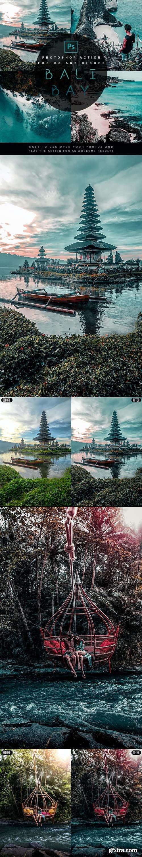 GraphicRiver - Bali Bay - Photoshop Action 28295208