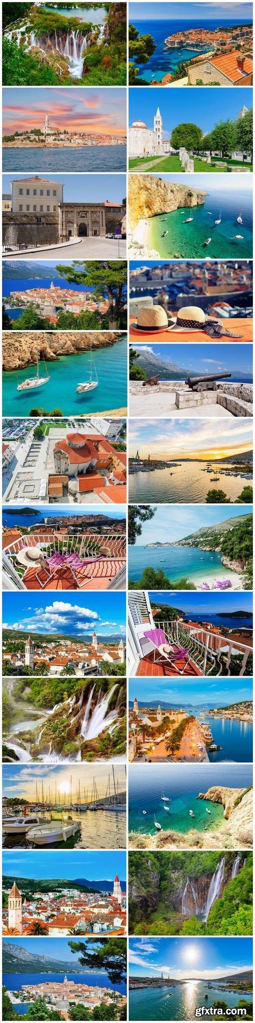 Vacation in Croatia 2 - 24xUHQ JPEG