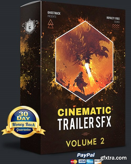 Ghosthack Sounds Cinematic Trailer SFX Volume 2 WAV-DISCOVER
