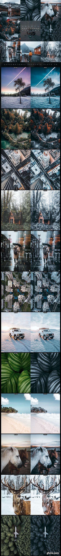 GraphicRiver - URANUS Photoshop Actions 28314320
