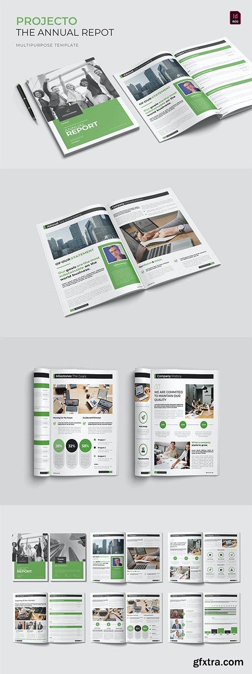Projectco | Annual Report