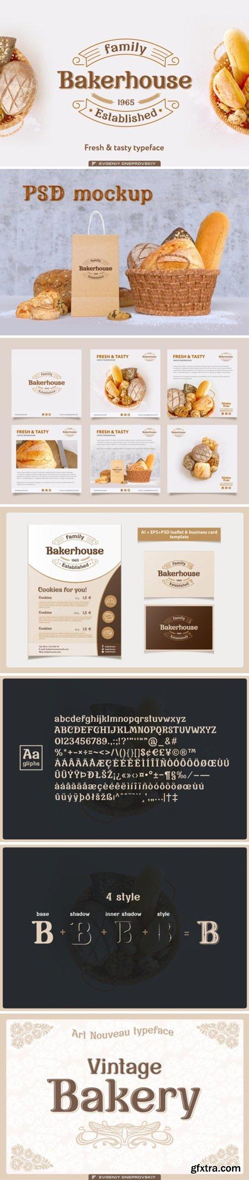Bakerhouse Font