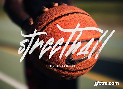 The Graffiti Font  Free Text Effect