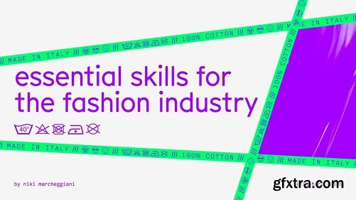 Essential Skills for the Fashion Industry: CAD Sketching
