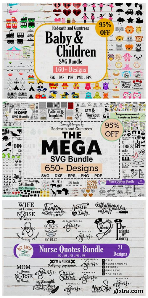 The Huge Crafter's Dream Bundle 5270298