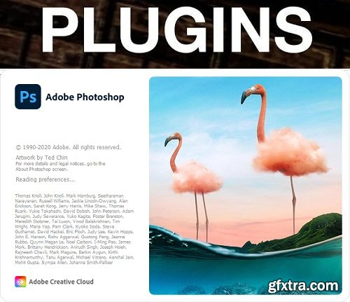 Photoshop Panels & Plugins Collection (Updated 10.2020)