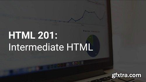 HTML 201: Intermediate HTML web development