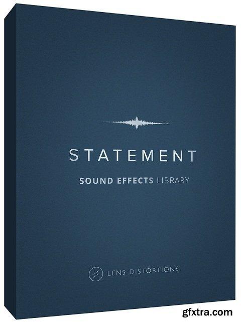 Lens Distortions - Statement SFX