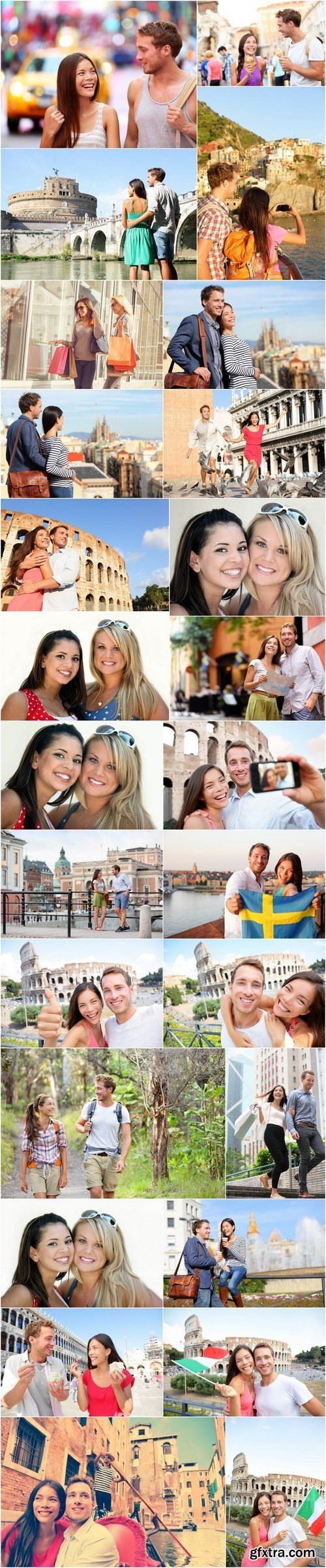 Selfie, Romantic travel - 26xHQ JPEG