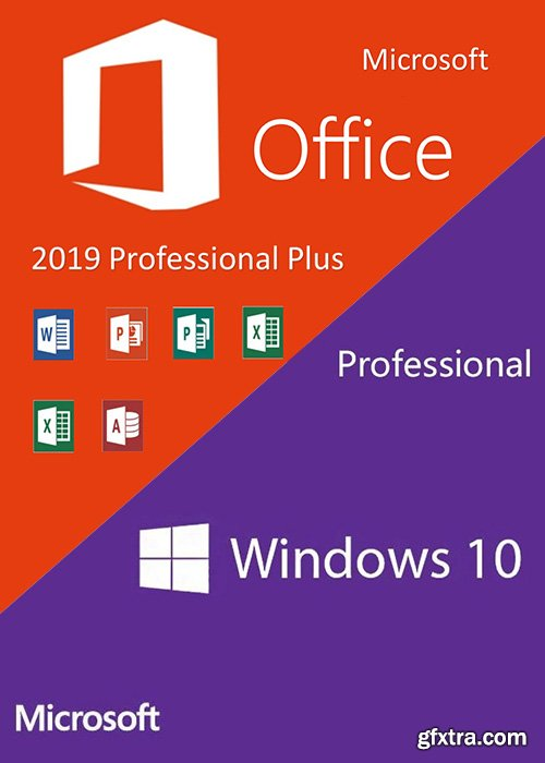 Windows 10 Pro 2004.19041.572 (x64) With Office 2019 Pro Plus Preactivated October 2020