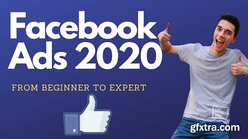 Facebook Advertising - From Beginner to EXPERT in One course