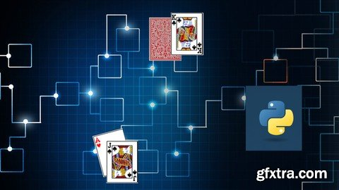 Weekend Project : Build a Blackjack Game using Python 3
