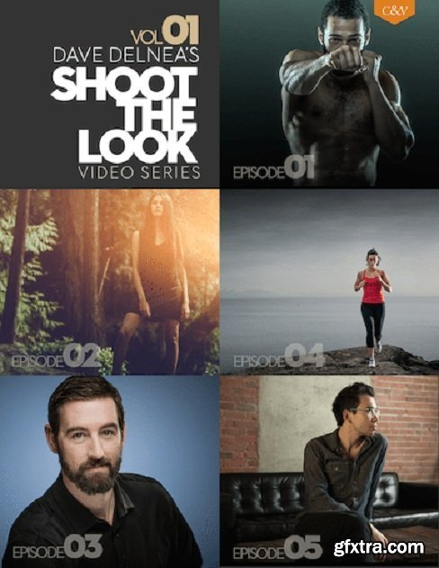 Dave Delnea\'s - Shoot The Look Vol. 1-5