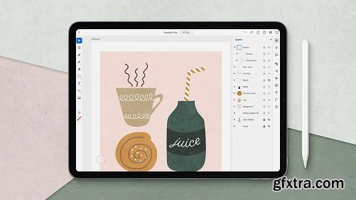 Introduction to Adobe Illustrator on the iPad: Design a Themed Illustration