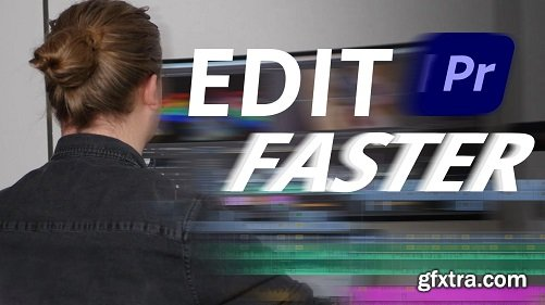 Edit videos FASTER and more EFFICIENT in Premiere Pro - 10 TIPS & TRICKS
