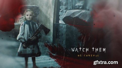 Videohive - Horror Trailer In Photos - 28762279
