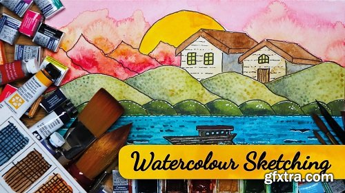 Watercolour Sketching For Beginners: An Introduction to Watercolour