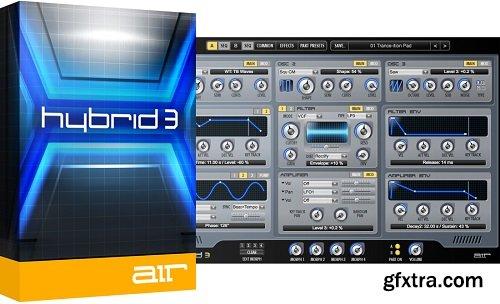 AIR Music Technology Hybrid v3.0.10